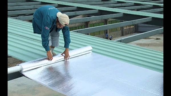 dịch vụ sửa chữa mái tôn
