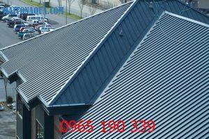 Gợi ý dịch vụ sửa mái tôn trọn gói