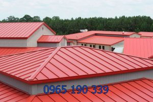 Dịch vụ lợp mái tôn nhà xưởng Hà Nội tốt nhất hiện nay
