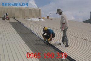 Đơn vị có thợ làm mái tôn chống nóng chuyên nghiệp