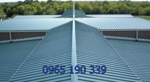 Nhu cầu lợp mái tôn nhà xưởng Hà Nội