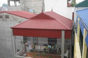 lợp mái tôn chống thấm nhà chất lượng cao giá tốt nhất trên thị trường