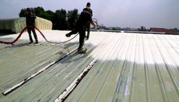 dịch vụ chống nóng mái tôn 1