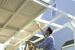 Chuyên thi công mái tôn chống nóng chống dột hiệu quả cao giá tốt nhất