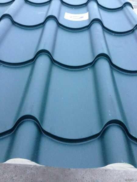 Tại sao nhiều người chọn lợp mái tôn olympic chống thấm nhà