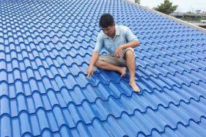 Đánh giá chất lượng khi lợp mái tôn olympic chống thấm nhà hiện nay