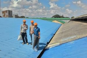 Đơn vị lợp mái tôn chống thấm nhà quận thanh xuân chất lượng