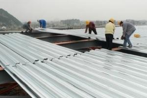 Lợp mái tôn trọn gói Hà Nội chất lượng nhanh chóng hiện nay