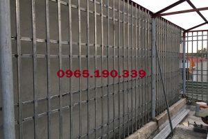 Lắp đặt mái tôn tại khu công nghiệp Quang Minh Hà Nội