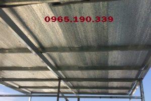 Làm mái tôn sân thượng tại Hà Nội uy tín – Các Dịch Vụ