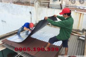 Sửa chữa mái tôn tại Bắc Ninh chuyên nghiệp uy tín tại miền Bắc