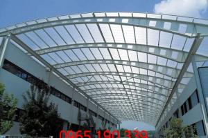 Địa chỉ thiết kế mái kính lấy sáng giá rẻ