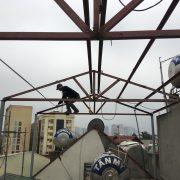 Dịch vụ sửa chữa thay thế mái tôn giá rẻ tại Hà Nội