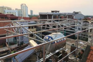 Ưu đãi lớn với quy trình làm mái tôn trả góp tại mái tôn AQua
