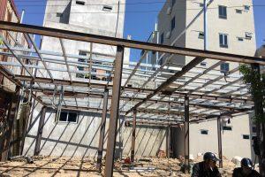Kinh nghiệm lắp dựng nhà khung thép