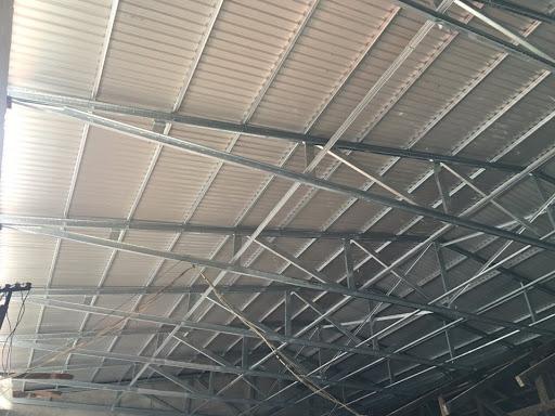 Thiết kế, thi công mái tôn nhà hàng hàng khu vực Hà Nội