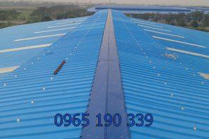 Làm mái tôn lạnh cho công trình – Lưu ý quan trọng