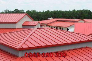 Dịch vụ nâng cấp mái tôn chất lượng nhất