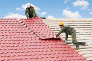 Thợ sửa mái tôn Hà Nội cứu tinh của những công trình hư hỏng