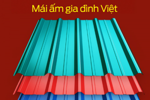Báo giá thi công mái tôn hoa sen tại Hà Nội chuẩn chất lượng dịch vụ chuyên nghiệp