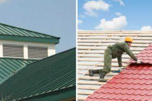 Lợp mái tôn chống thấm nhà tại Gia Lâm giá rẻ nhất bảo hành dài hạn