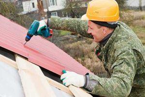 Những chú ý khi liên hệ lợp mái tôn chống thấm nhà quận Hà Đông
