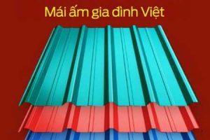 Lựa chọn lợp mái tôn hoa sen chống thấm nhà có phải là lựa chọn tốt?