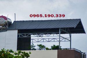 Dịch vụ chống dột mái tôn tại Hà Nội – Cách xử lí tốt nhất
