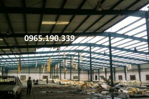 Dịch vụ thu mua xác nhà xưởng cũ giá cao nhất tại Hà Nội