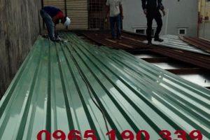Lắp đặt và thi công lợp mái tôn chuyên nghiệp tại Hà Nội