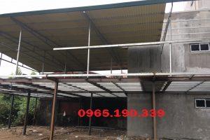 Sửa chữa mái tôn có uy tín chuyên nghiệp tại Hà Nội