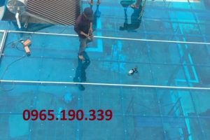 Lợp mái nhựa thông minh tại phường Quan Hoa quận Cầu Giấy