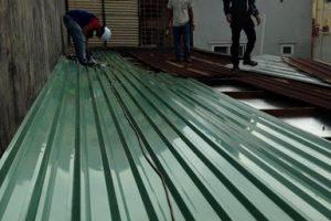 Thi công mái tôn trọn gói ở Bắc Ninh – Dịch vụ làm mái tôn
