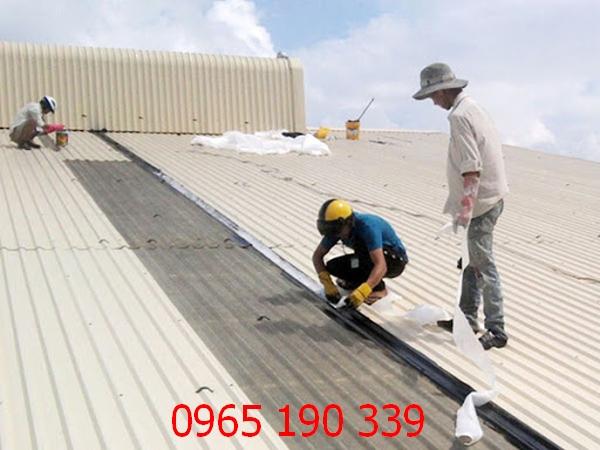 sửa mái tôn giá rẻ tại hà nội