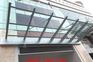 Những điều cần lưu ý khi thi công mái kính trên sân thượng