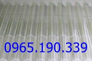 Bảng báo giá mái nhựa lấy sáng ưu đãi tại Mái Tôn Aqua