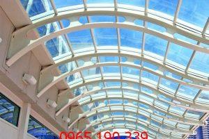 Ưu điểm của tấm lợp nhựa lấy ánh sáng polycarbonate tại Hạ Đình Thanh Xuân