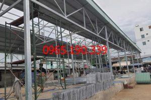 Máng xối inox giá bao nhiêu tại KCN Nội Bài?