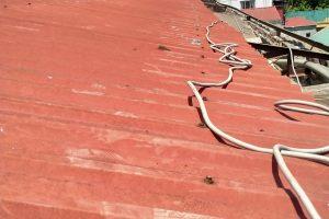Đơn vị làm mái tôn chống thấm chuyên nghiệp hiệu quả nhanh chóng